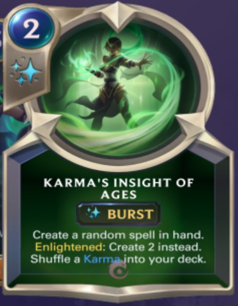 Ionia - Karma's Insight of Ages