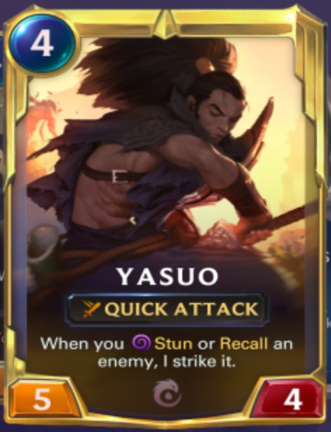 Ionia - Yasuo Leveled Up