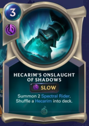 Shadow Isles - Hecarim's Onslaught of Shadows