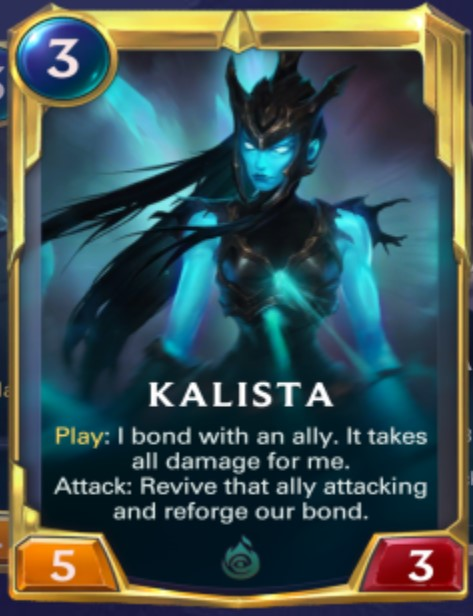 Shadow Isles - Kalista Leveled Up
