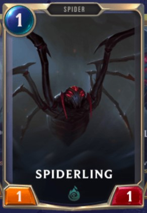 Shadow Isles - Spiderling