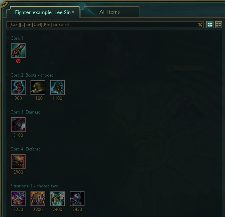 lee_sin_item_set