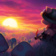 image shows Teemo watching the horizon to denote that content is about watching league of legends replays