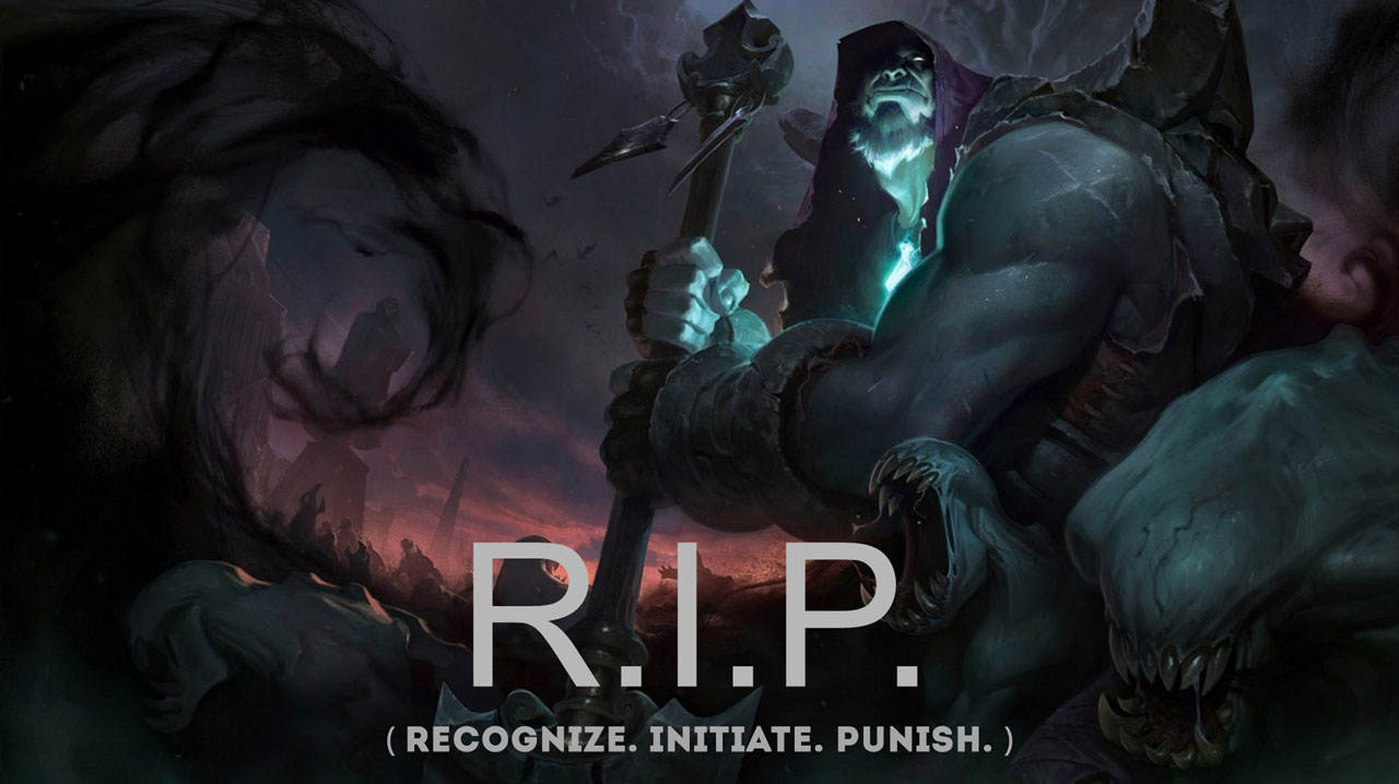 yorick league of legends