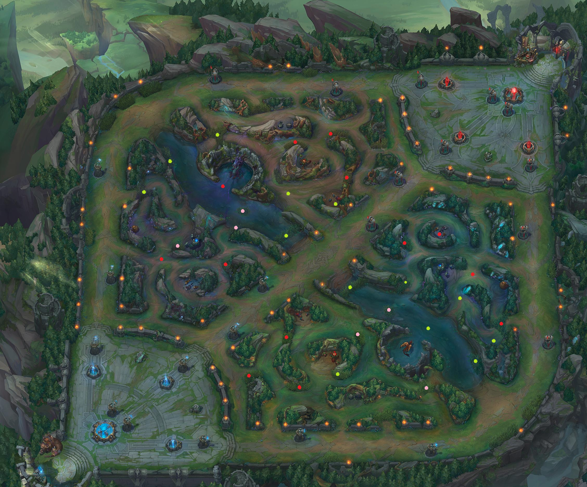 league of legends wards