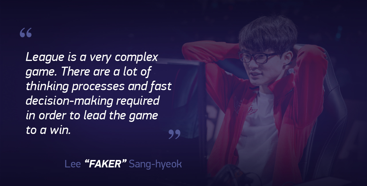 Faker quote