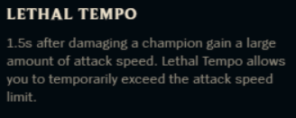 Lethal Tempo