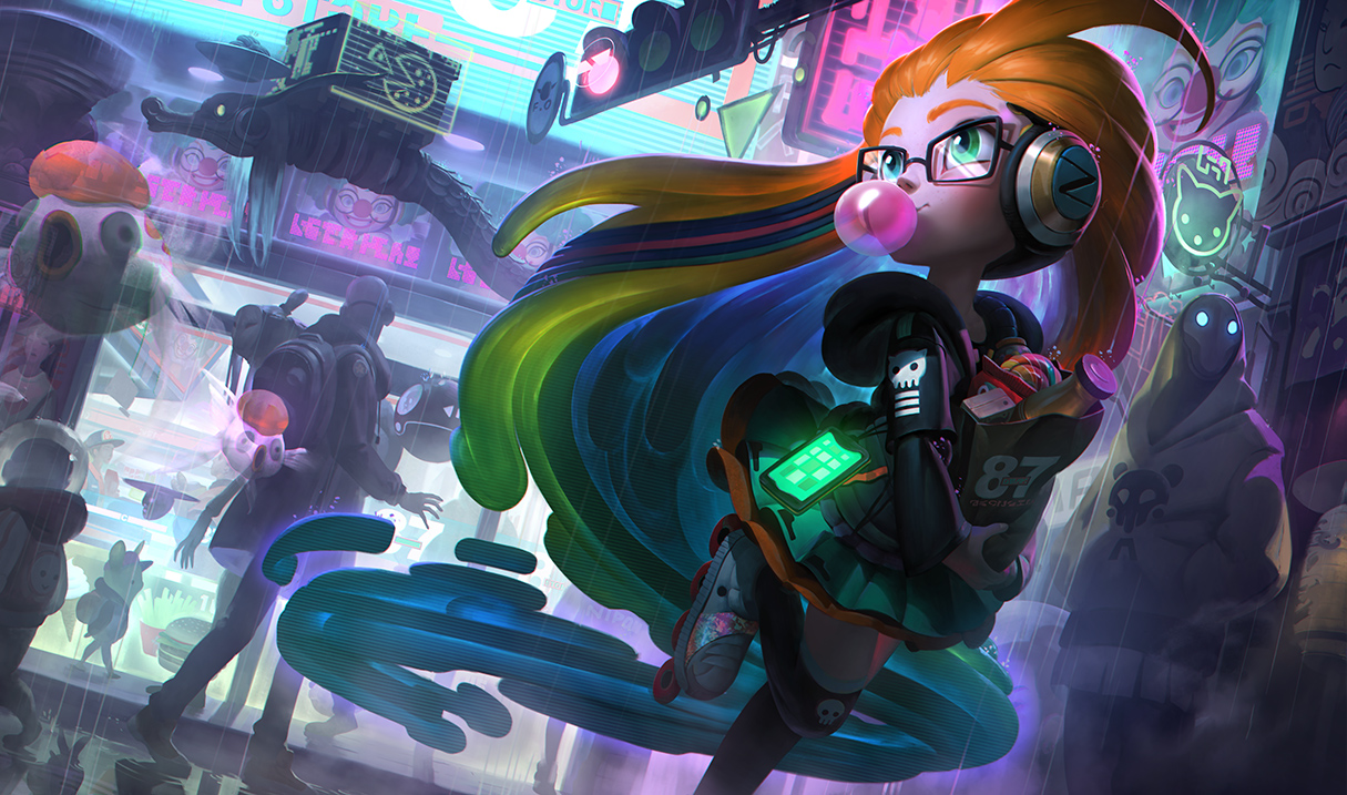 How to Play Zoe: A Guide to Runes, Combos, Strategies, and Counters