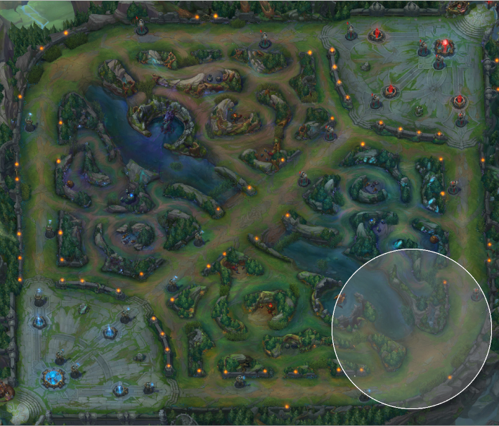 ADC map