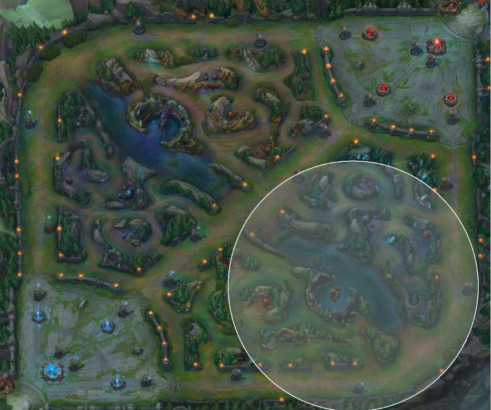 Support map