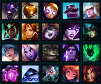Typical Support choices