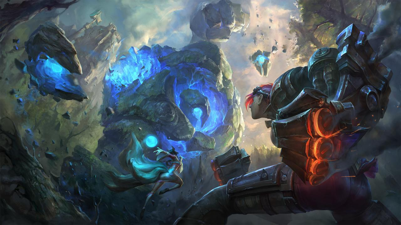 Master Jungle Tips for Climbing in League of Legends