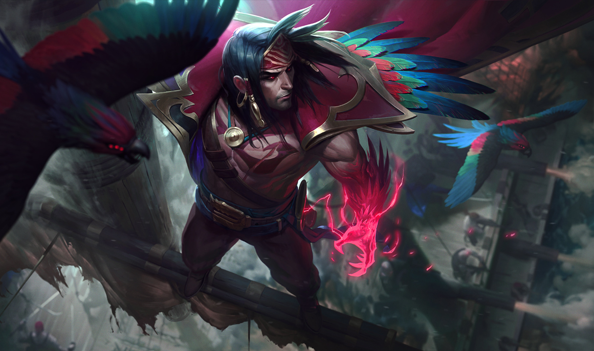 League of Legends Patch 8.6 Tier List for Climbing Solo Queue