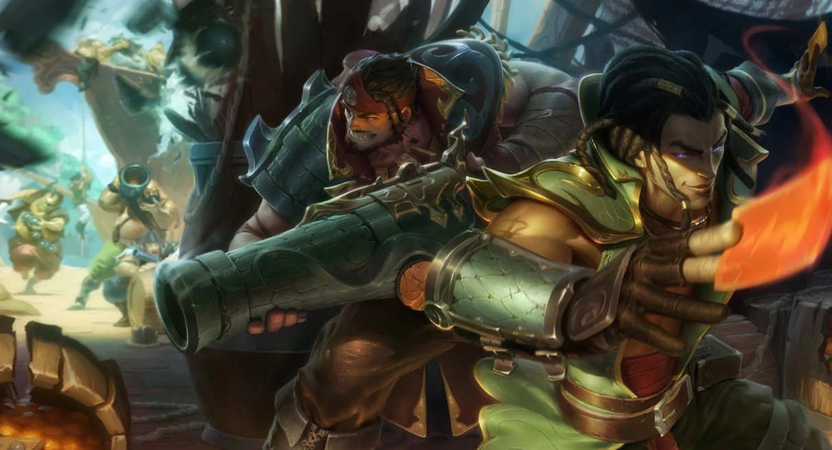 How to Set Up your Jungler for Successful Ganks in League of Legends