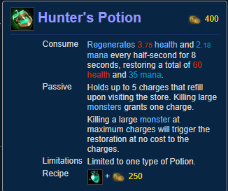 Hunter's Potion