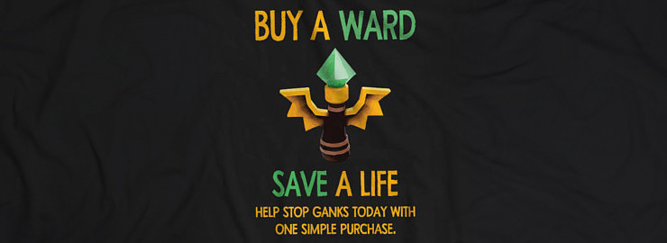Buy a ward shirt