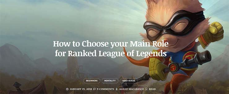 How to Start Playing Ranked (League of Legends Beginner Starter Pack