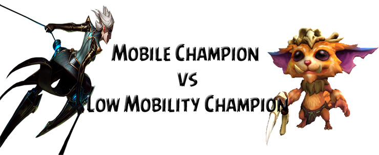 mobile vs low mobility
