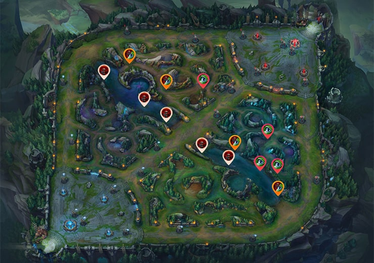 How to ward against Nocturne as blue team