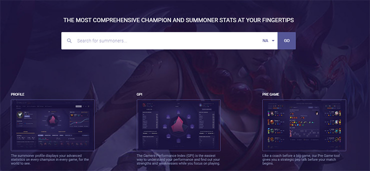 Stats Site Search