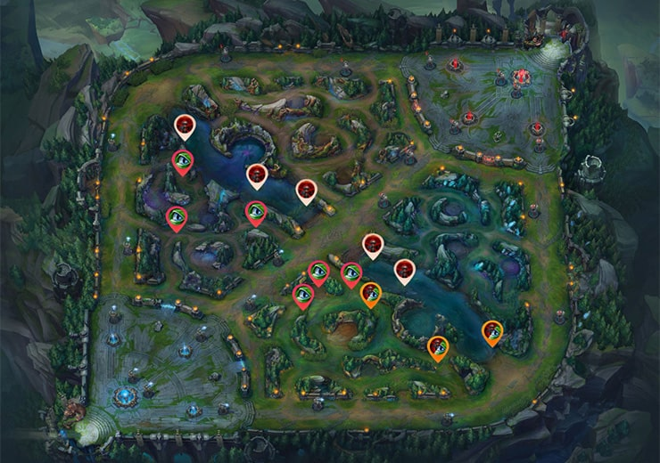 How to ward against Nocturne as red team