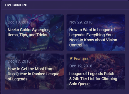 Switching from HoTS to League? Here are 5 Tips - Mobalytics