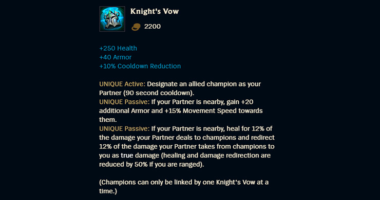 Knight's Vow