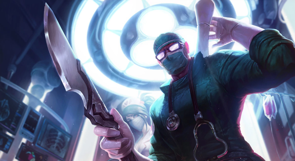Surgeon Shen splash