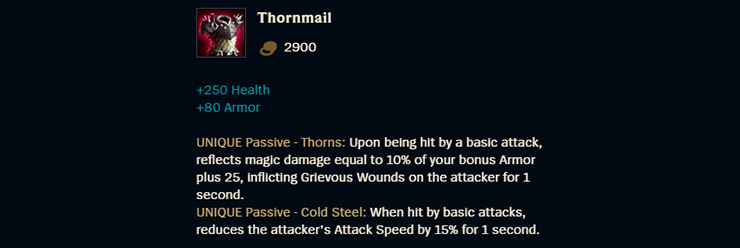 Thornmail