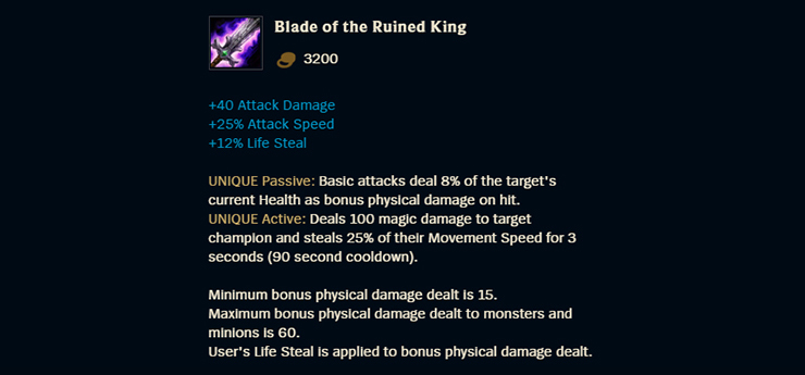 Blade of the Ruined King