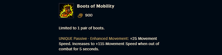 Boots of Mobility