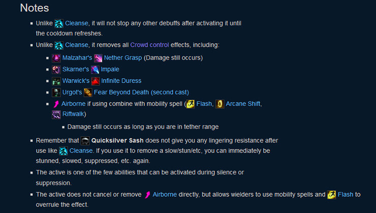 League of Legends Items Guide: Situational Items - Mobalytics