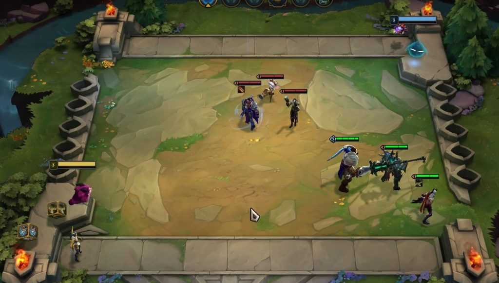 Absolute Beginners Guide to Teamfight Tactics (First Match