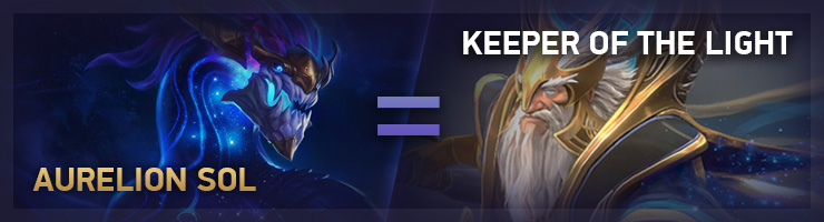 Aurelion Sol TFT Keeper of the Light DAC