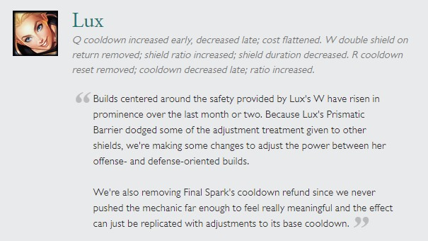 9.14 Lux