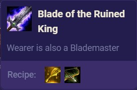 TFT Blade of the Ruined King