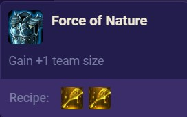 TFT Force of Nature