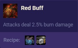 TFT Red Buff