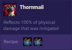 TFT Thornmail