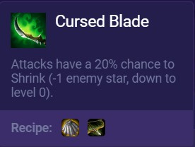 new cursed blade