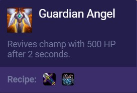 new guardian angel