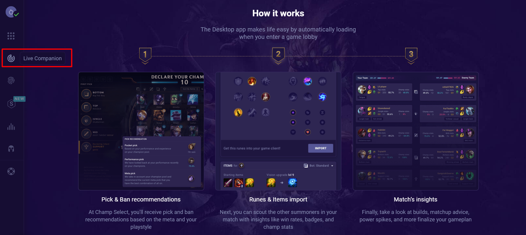 How to Use the Mobalytics Desktop App (Step-by-Step Guide