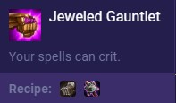 Set 2 Jeweled Gauntlet
