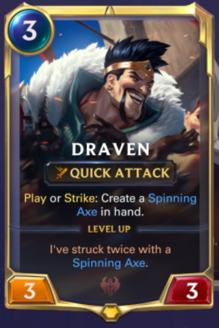 basic draven updated