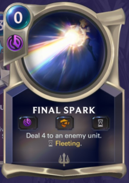 final spark updated