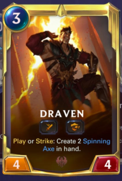 leveled up draven updated