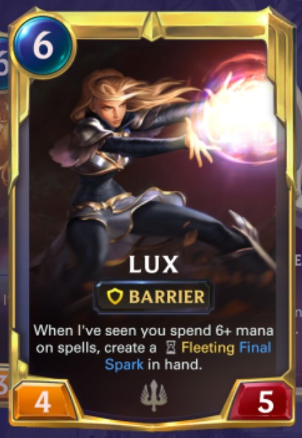 leveled up lux updated