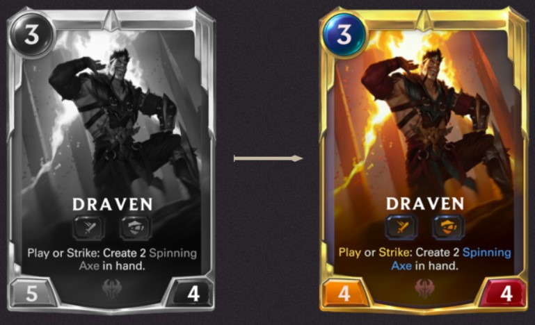 Nov Draven Leveled Up
