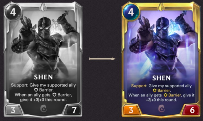 Nov Shen Leveled Up