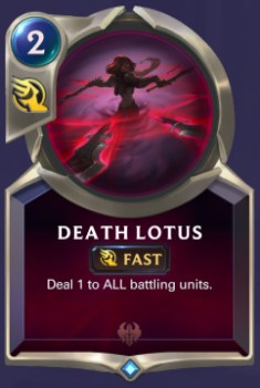Noxus - Death Lotus